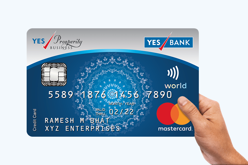 yes bank credit card domestic lounge access