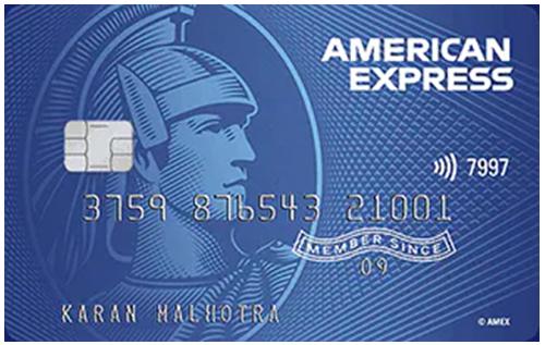 American Express Smart Earn Credit Card