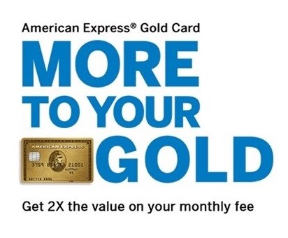 American Express Revamps The Gold Credit Card With Additional Benefits