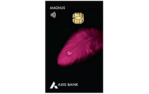 Axis Bank Magnus Credit Card