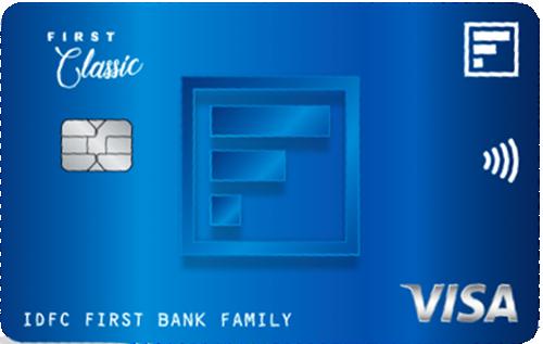 IDFC FIRST Classic Credit Card