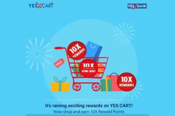 Yes Cart 10x reward