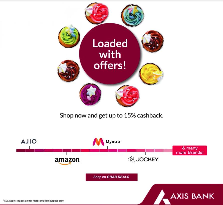 Axis Bank Grab Deals