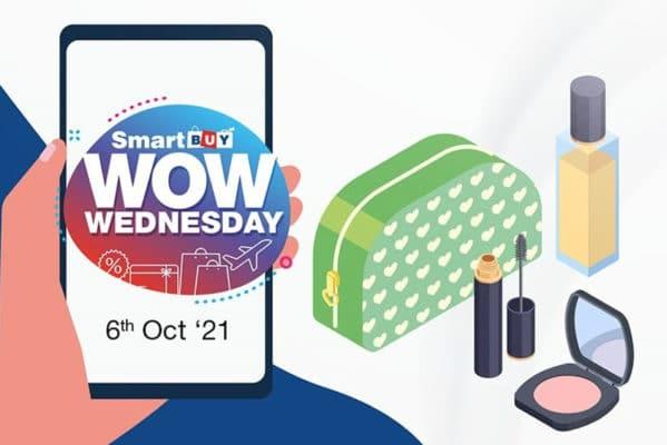 HDFC Smartbuy Wow Wednesday Sale October 2021
