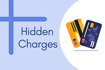 11 Hidden Charges on the Credit Card you need to know