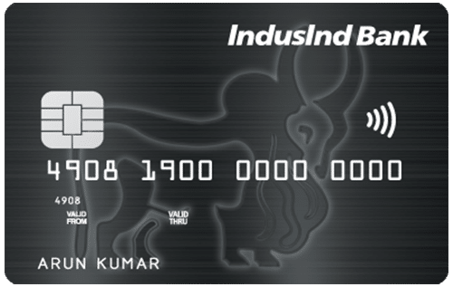 IndusInd Bank Platinum Credit Card