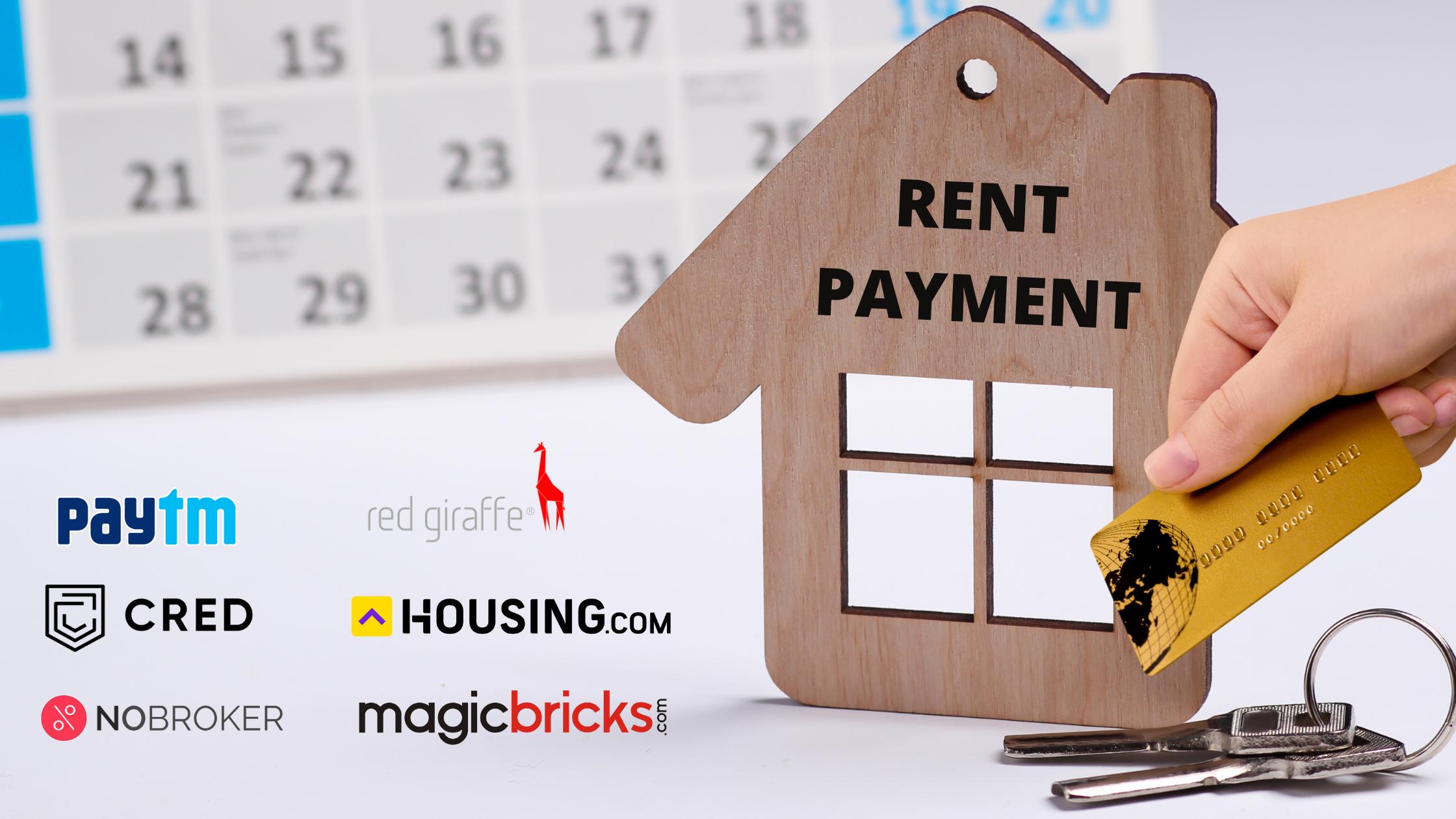 Rent Payment via Credit Cards