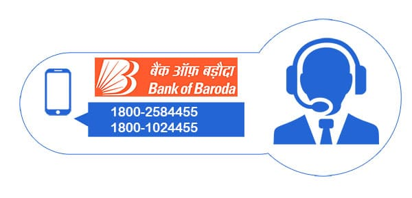 Bank Of Baroda Credit Card Customer Care Number/ E-Mail ID