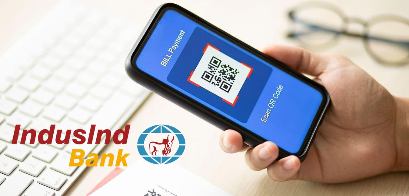 Indusind credit card bill payment