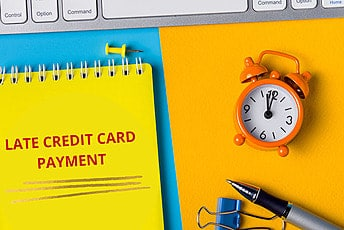 6 Disadvantages of Late Credit Card Payment