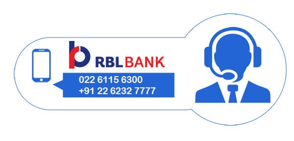 RBL Credit Card Customer Care Number/ E-Mail ID