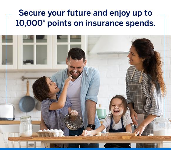 American Express Insurance Offer