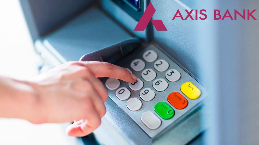 Axis Bank Credit Card PIN Generation