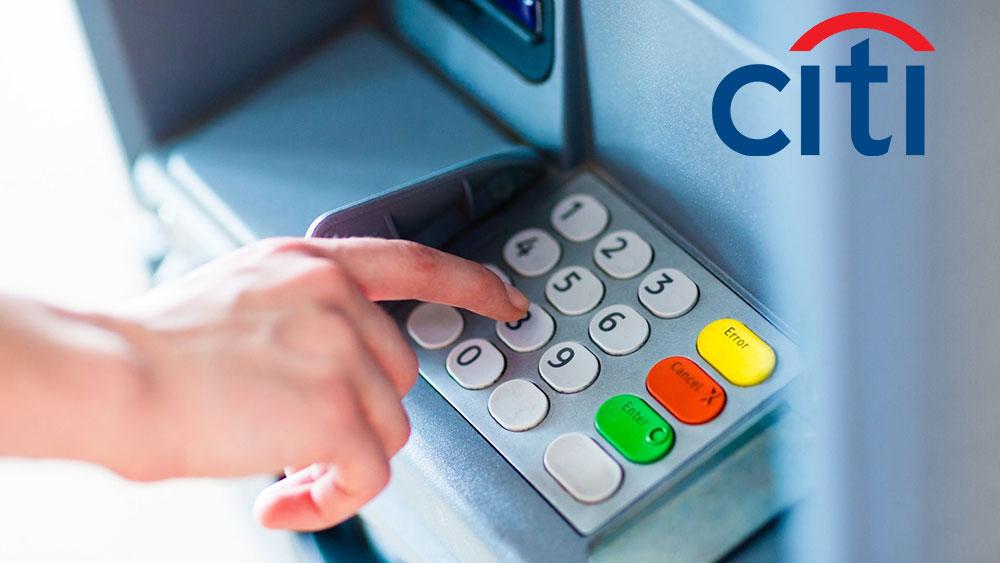 Citibank Credit Card PIN Generation