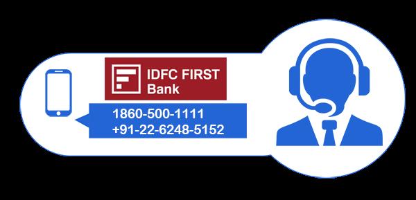 idfc first bank credit card customer care