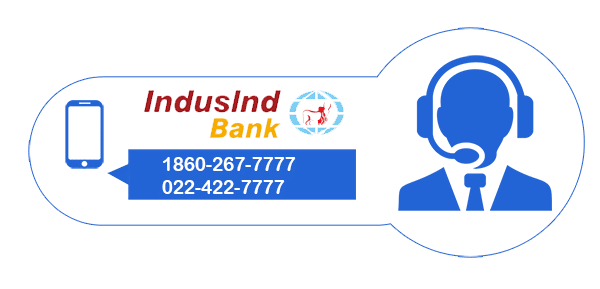 IndusInd Bank Credit Card Customer Care