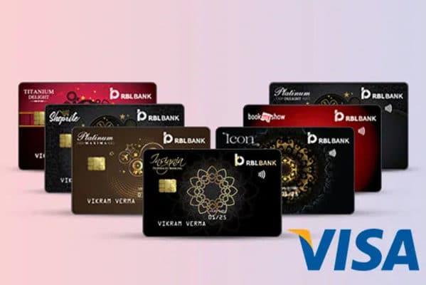 RBL Bank Visa Credit Cards