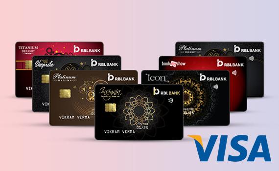 RBL Bank Visa Credit Card