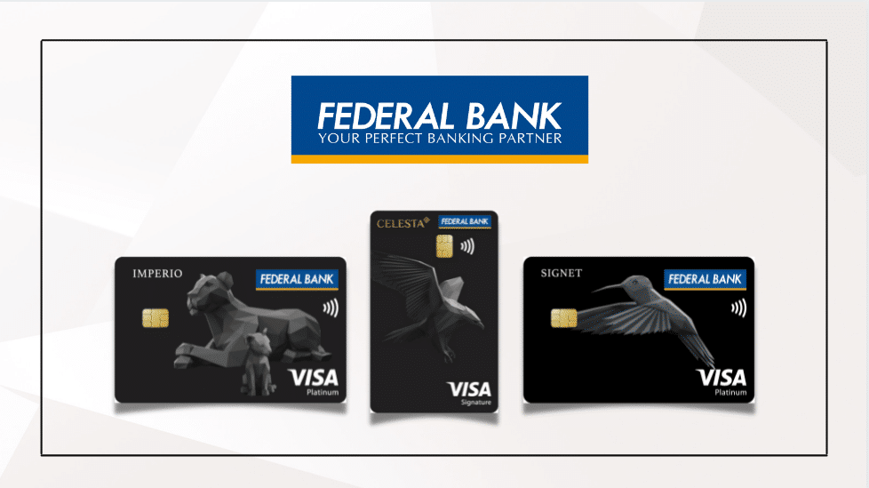 Federal Bank Collabs With Visa After Interdiction of Mastercard