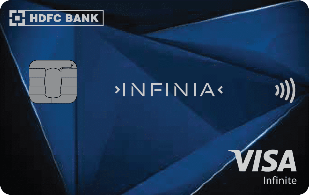 HDFC Bank Metal Infinia Credit Card