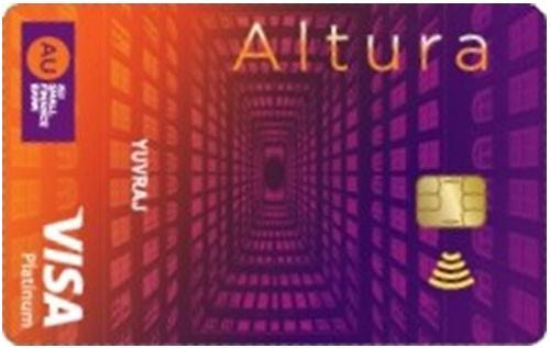 AU Bank Altura Credit Card