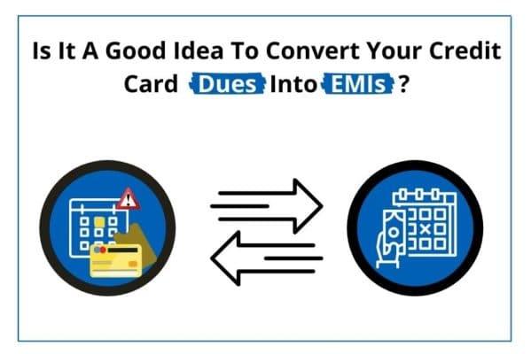convert your credit score into emi