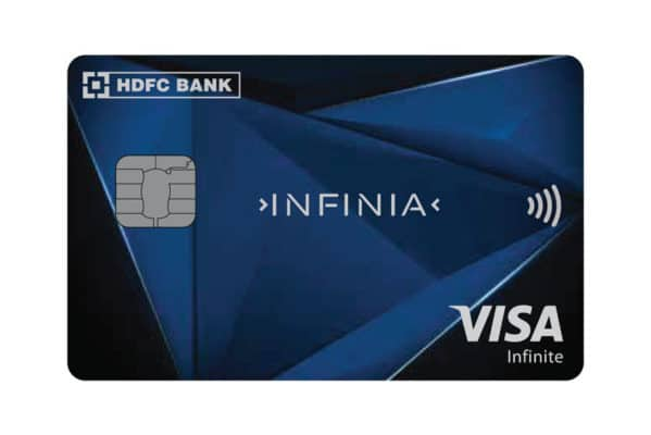 HDFC Bank re-launches Infinia Credit Card in Metallic form factor- INFINIA Metal Edition Credit Card