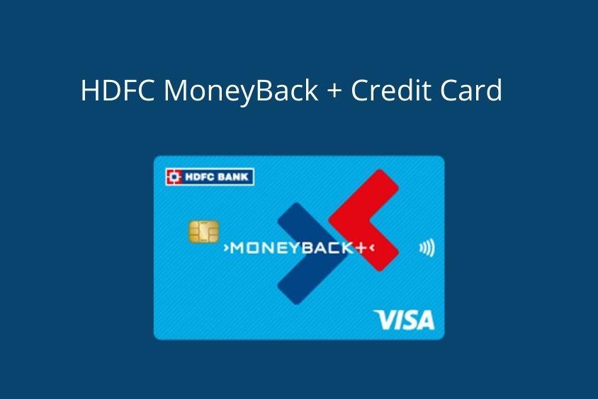 HDFC MoneyBack+ Credit Card