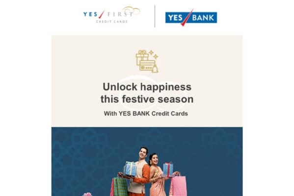 Yes Bank Festive Offers