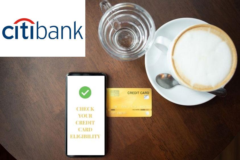 Citi Bank credit card eligibility