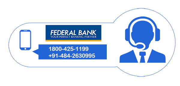 Federal Bank Credit Card Customer Care Number/ Email-ID