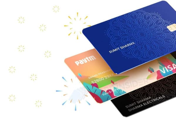 Paytm HDFC Bank Credit Cards Pre Booking