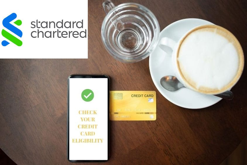 Standard Chartered Credit Card eligibility